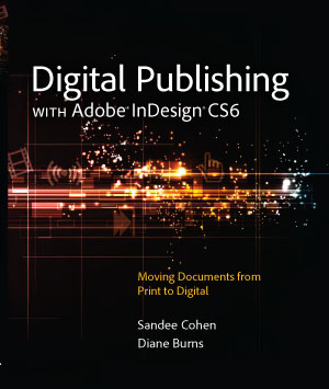 Digital Publishing with InDesign book cover image