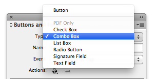 How to import items for list boxes and combo boxes